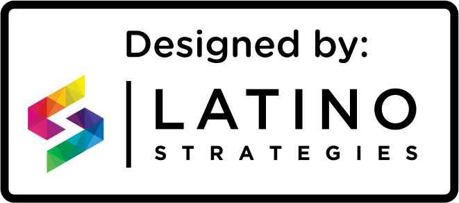 Website designed by Latino Strategies